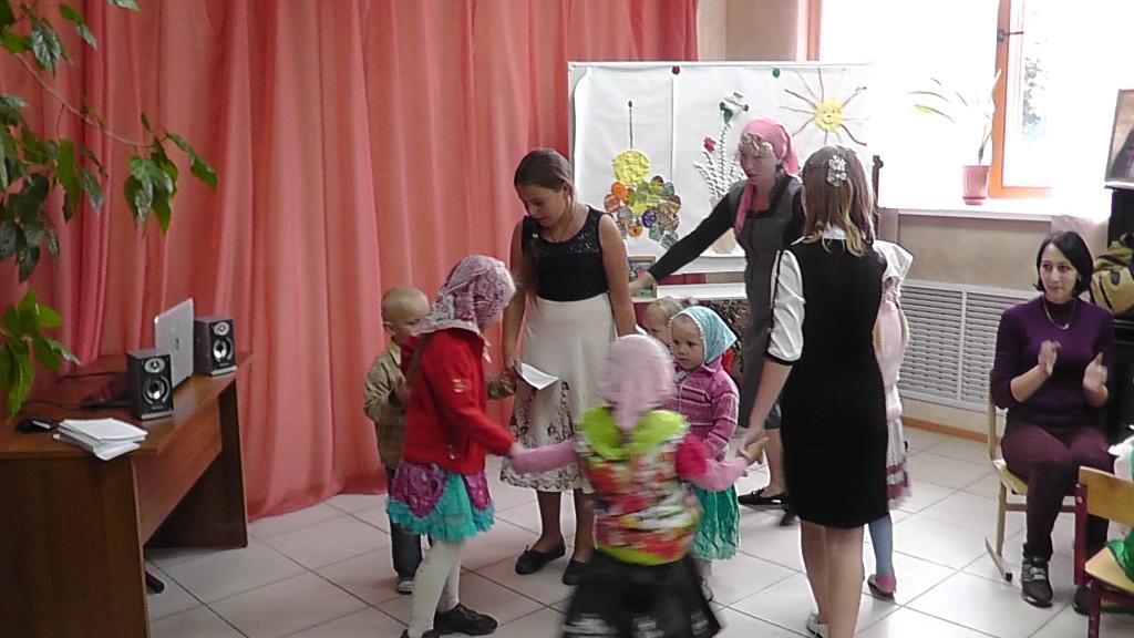 Праздники у детей
